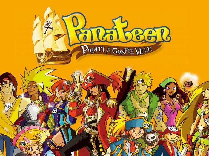 Panateen - Pirati a gonfie vele!
