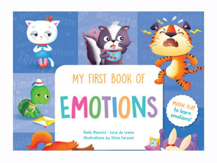 Emotions activity book