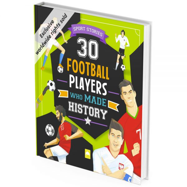 Football anthology book cover