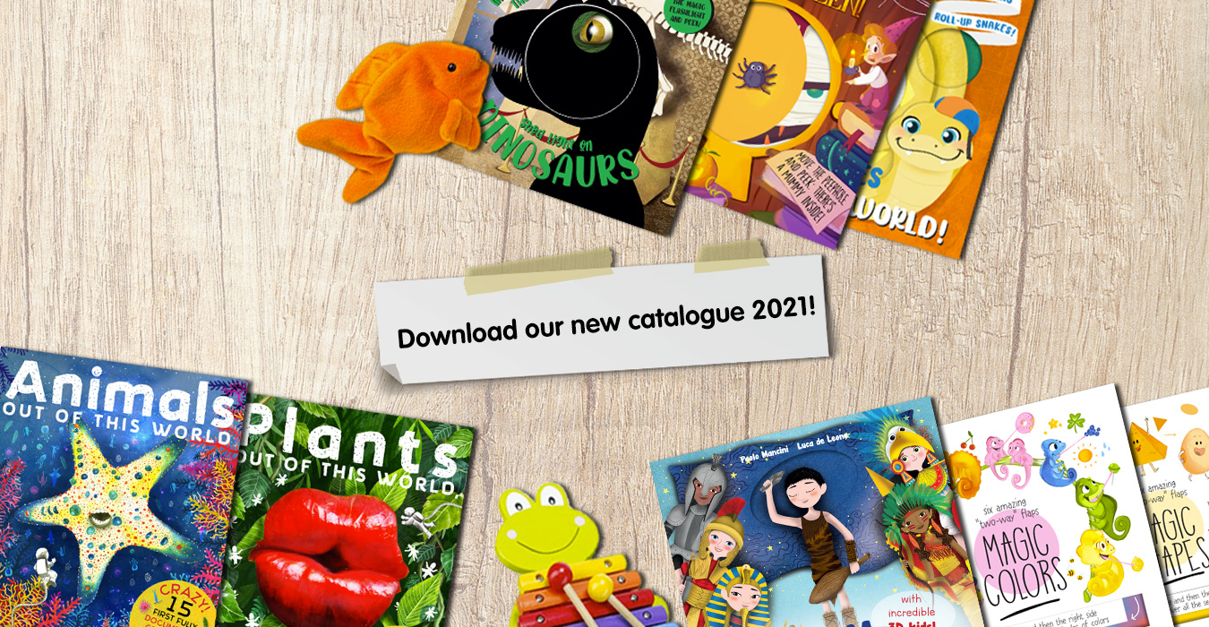 DACO Studio - new rights catalogue 2021